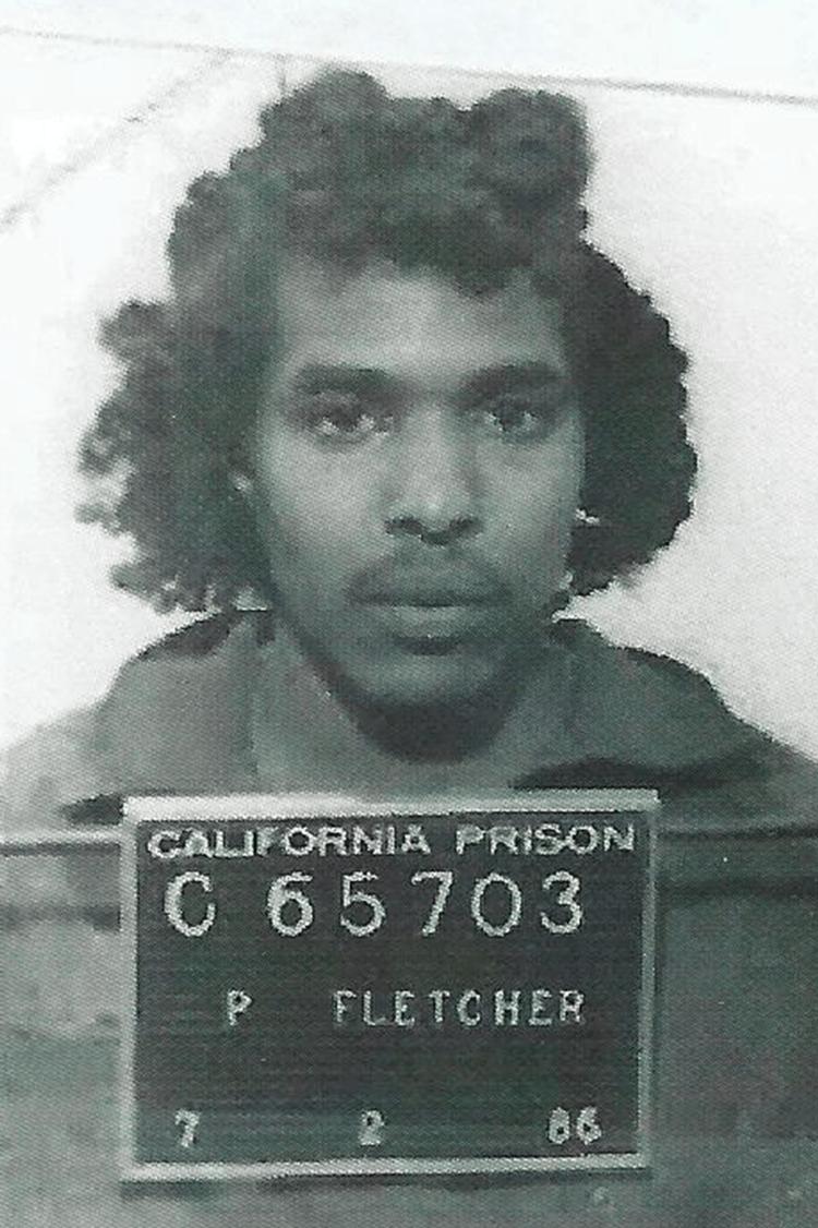 Patrick Fletcher's 1986 CDC Booking photo