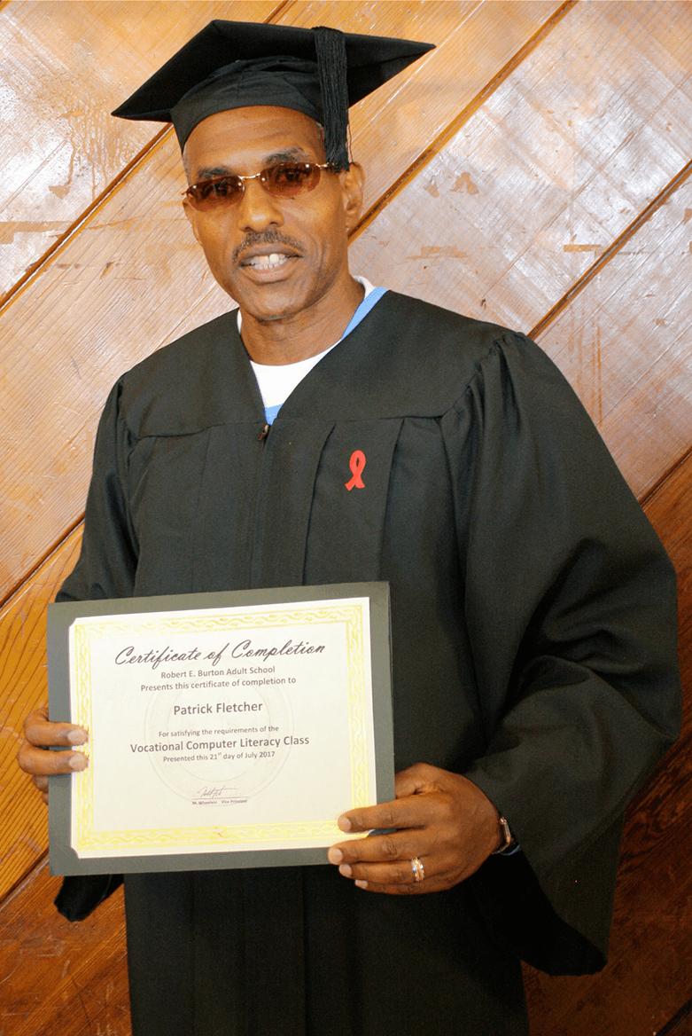 Patrick-Flether---Education-Graduation_21July2017_H.-Meeks