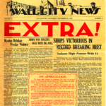 1930 Wall City News