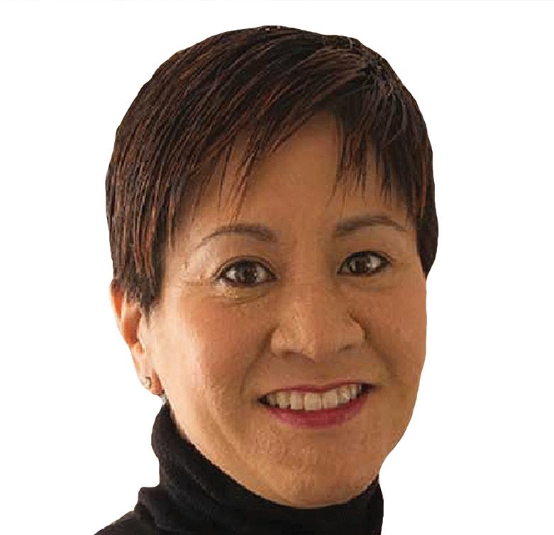 San Quentin News Adviser Yukari Kane
