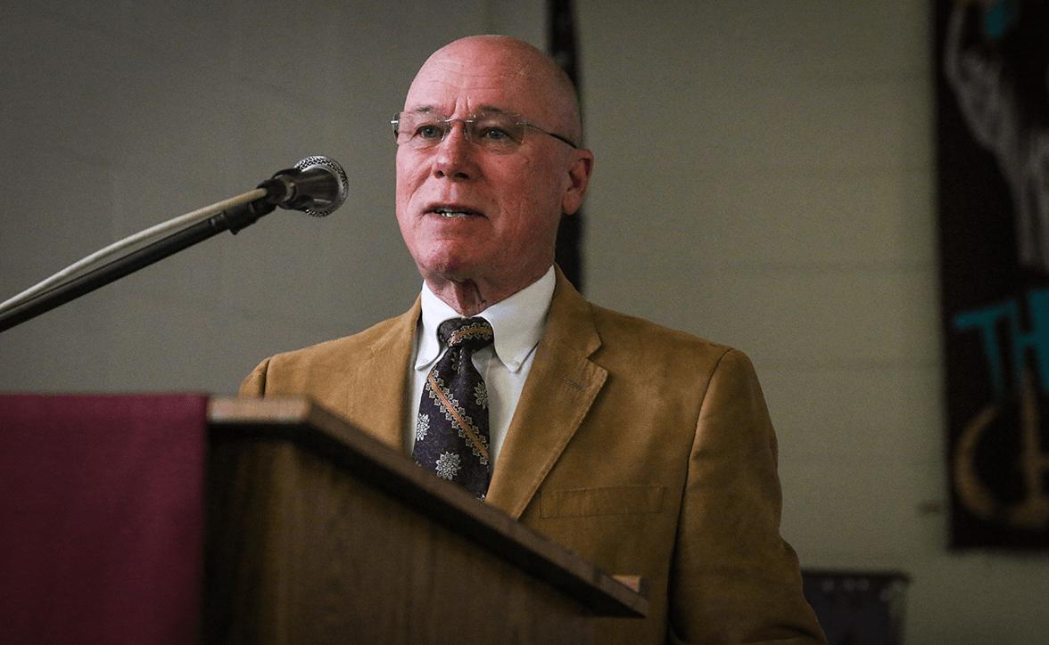 Former San Quentin Warden Robert Ayers Jr.