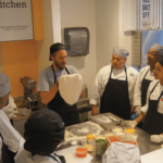 DC Central Kitchen class in session