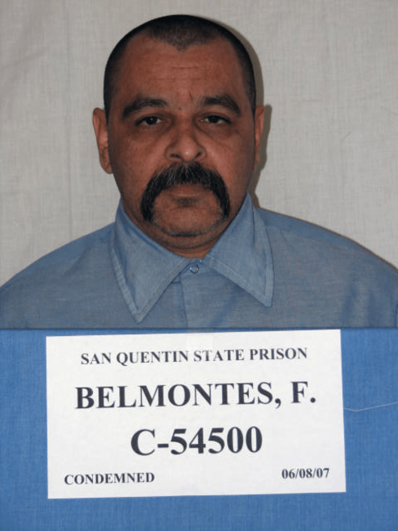 Fernando Belmontes, 56 died on Sept. 29 of natural causes