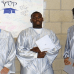 Valley State Prison's YOP graduates