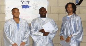 Valley State Prison's YOP graduates
