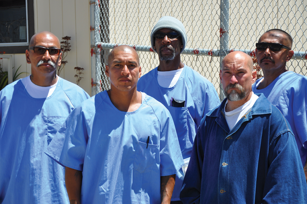 WALL CITY VOLUME 1: LIFE AFTER THE SHU - San Quentin News