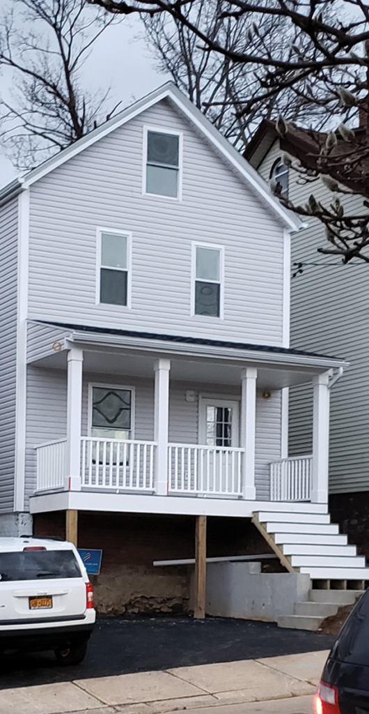 Hudson Link transitional house renovated