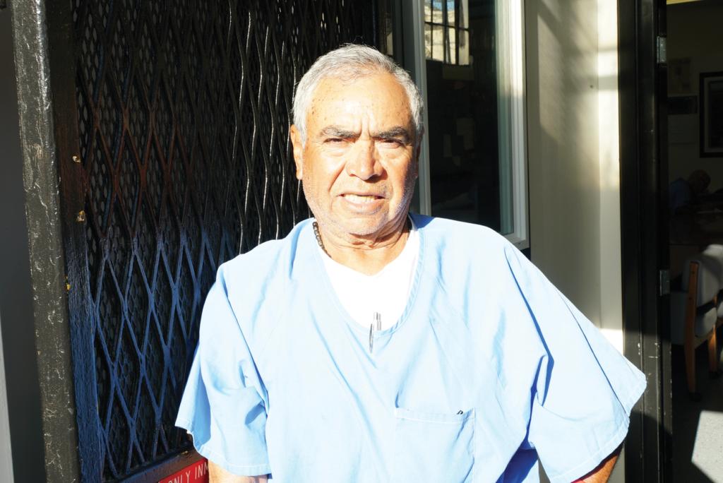 José López en laoficina de SQN