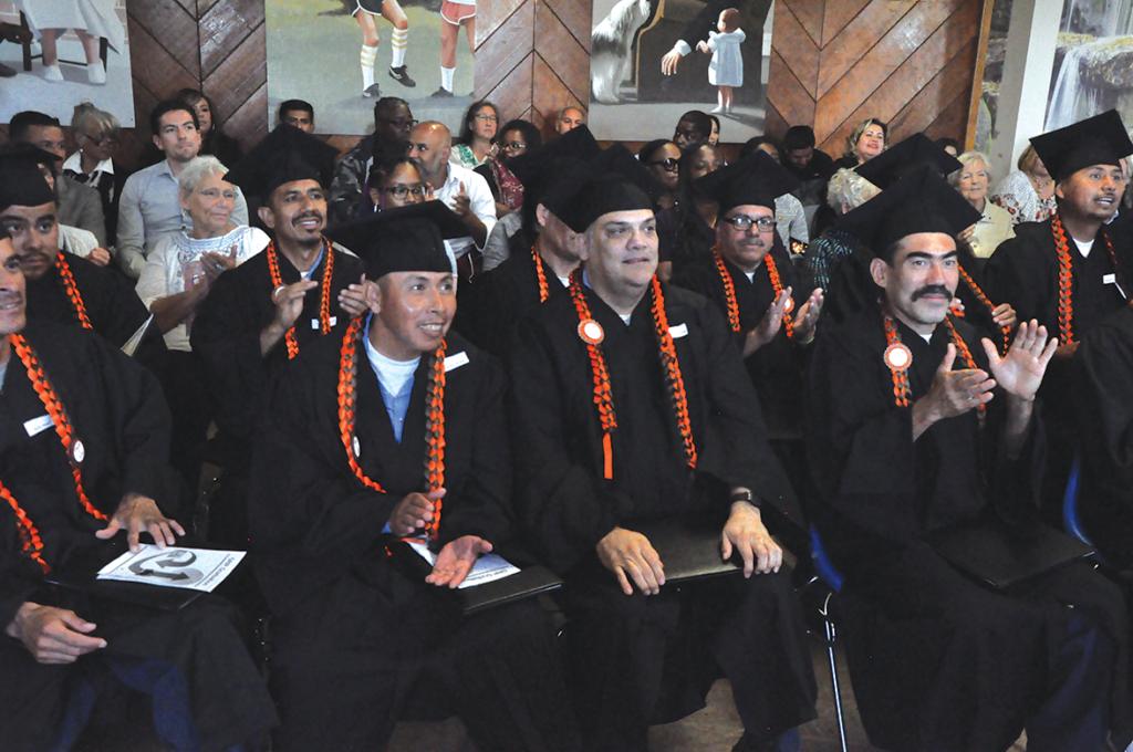 TRIP graduates Tribe 379