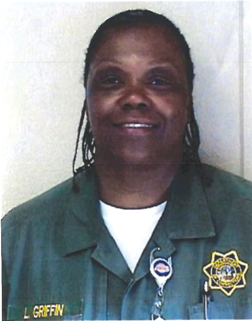 Correctional Officer L. Griffin