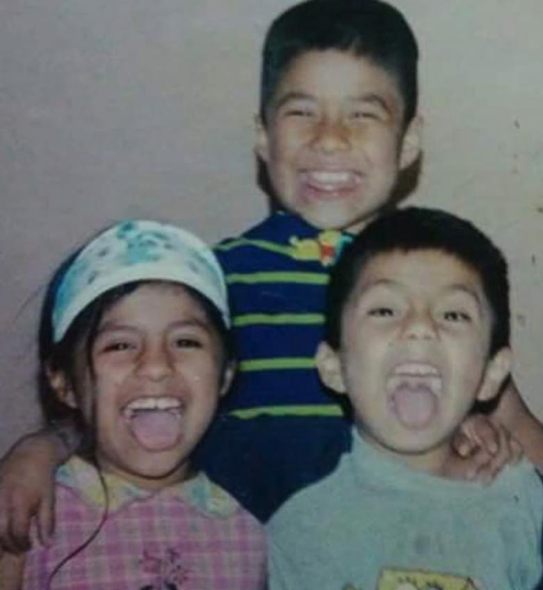Jennie, Luis and Hugo Ojeda